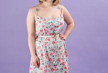 Lottie Dress Sewing Pattern
