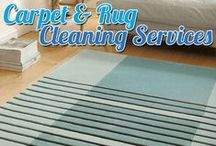 Carpet Cleaning by Dry Cleaning 4U / http://drycleaning4u.co.za/