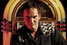 "Q. Tarantino / Quirky Genius: American film director & screen writer, Quentin J. Tarantino. Born on March 27, 1963 in Knoxville, Tennessee..  ""Imma mushroom cloud layin' muthafucka muthafucka, I'm superfly tnt, guns of the navarone!!""  - Jules Winnfield (Pulp Fiction)  / by Brandi Tiapula"