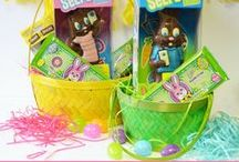 Making Easter Fun! / We love Easter! Especially chocolate bunnies. In fact, Palmer is the leading manufacturer of hollow chocolate bunnies, producing and selling more than anyone else in North America. On this board we share our Easter products and ideas!