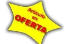 Ofertas y promociones / Ofertas y promociones de las obras de Raquel Sánchez García