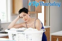 Laundry Tips by Dry Cleaning 4U / http://drycleaning4u.co.za/
