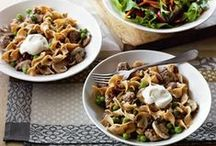 Easy Weeknight Meals / Feed you and your family an easy and nutritious meal tonight!