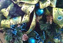 Christmas tree trimmings