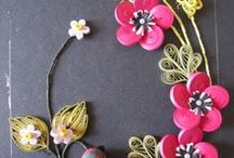 Quilling / i pin what gives me inspiration, what i would love to create and what i can create.