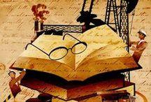 Curiosidades literarias / La literatura abarca mucho y por eso en este tablero hablaré de algunas curiosidades literarias