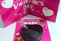 Making Valentine's Fun! / Making Valentine's Day Fun with special chocolate treats from R.M. Palmer Company. On this  board we share Valentine's Day ideas and decor that we like, and of course fun Valentine's chocolates and candy!