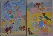 Art Shows_ 2014 / Art shows in Gallery Sumukha