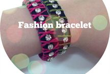 fashion bracelet / handmade fashion bracelet
