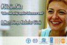 Kadın Hakları ve Cinsiyet Eşitliği  / by UNDP Türkiye