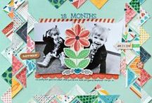 Scrapbooking Pages to try