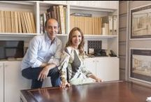 ABOUT US / TiEffeEsse / Located in heart of Rome, with our clients all over the world, Tieffeesse Interiors continues the forty year legacy of the successful work of Toni Facella Sensi.  His former partners, Monica Ballesio, Enrico Oriani and Stefano Palcani, continued his professional heritage in Tieffeesse Interiors, to meet the expectations of sophisticated clientele.