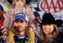 Jimmie Johnson 48 Driver / MY FAVOURITE TOP NASCAR DRIVER / by Jane Andrews