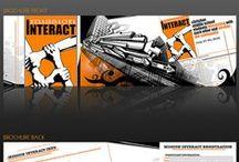 Leaflet Design 2018 / #Leaflet Design #Little Big Press #Web Design Bristol