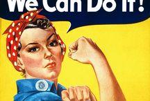 Feminist and Activist