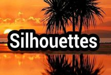⭐ Silhouettes ⭐ / No limits here  (feel free to pin everything you like)