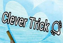 ⭐ Clever Trick ⭐ / No limits here  (feel free to pin everything you like)
