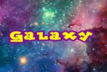 ⭐ Galaxy ⭐ / (feel free to pin everything you like)