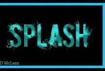 ⭐ Splash ⭐ / No limits here  (feel free to pin everything you like)