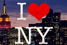 ⭐ I  ❤  N.Y. ⭐ / No limits here  (feel free to pin everything you like)