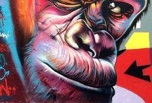 Graffiti 2018 / #Graffiti #Little Big Press #Web Design Bristol