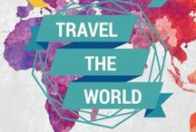 ⭐ Travel The World ⭐ / No limits here  (feel free to pin everything you like)
