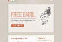 Email Signature 2018 / #Email Signatures #Little Big Press #Web Design Bristol