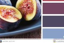 Colour Palette 2018 / #Colour Palette #Colour Chart #Little Big Press #Web Design Bristol