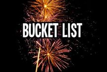 ⭐ Bucket List  ⭐ / No limits here (feel free to pin everything you like)