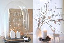 Idées décos : spéciales Noël