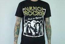 Band shirts i want