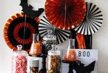 Halloween-Dekoration / Schaurig schöne Ideen und Produkte für eine erschreckend kreative Gruselparty für Groß & Klein und ein besonderes Trick or Treat!