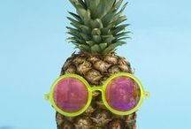 Fun with Pineapples / Pineapples are one of the greatest fruits on earth.