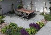 Eigen tuin ontwerp