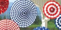 USA-Party zum 4. Juli / Tolle Deko-Ideen, Rezepte und Produkte zum Nachstylen für eure USA-Party zum Unabhängigkeitstag der Vereinigten Staaten am 4. Juli.