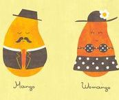 More fun with Mangoes