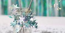 Silvester mit Kindern / Sucht ihr Ideen für eure Silvesterparty mit Kids? Schaut euch um! :)