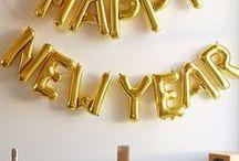Stylische Silvesterparty / Ihr wollt lieber stylisch als überladen ins neue Jahr feiern und sucht nach Inspiration? Herzlich Willkommen auf unserer Pinnwand!