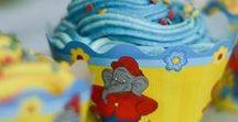 Benjamin Blümchen Kindergeburtstag / Törööö - Kinder und Erwachsene lieben Benjamin Blümchen, den sprechenden Elefanten! Wir haben für euch tolle Ideen für einen fröhlichen Kindergeburtstag mit Benjamin gesammelt.