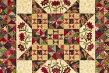 Quilty Things / by Connie Miller