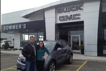 Happy Customers! / by Sommer's Automotive