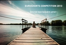 Euroshorts-Films 2013 / www.euroshorts-films.com  One Director, 20000€ a selection made by awards winning jury.   That's Euroshorts-films competition Edition 2013