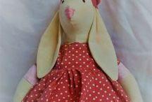 Handmade Bunny's