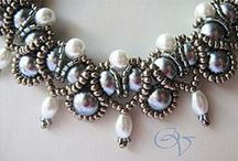 Beaded Necklace / by Debra Shipley