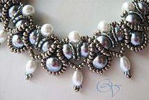 Beaded Necklace / by Debra Shipley