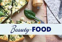 Beauty Food / Lust zu kochen? Lasst euch von diesen kunterbunten Lebensmitteln, Gerichten und Rezepten inspirieren, die gut schmecken und guttun - auch eurer Haut.