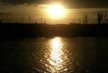 paysages  / les lieux ou mon appareil photo a eu un flash ! ;)