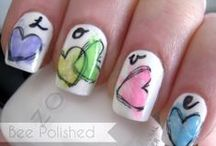 Nail Styles ^-^ / I love Nail Styles, becaue they are cute ^-^