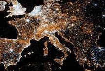 La Tierra desde el espacio / biogarden.es,  compartimos contigo imágenes y vídeos Espectaculares  de la Tierra tomadas  desde el espacio... La vida es un regalo.