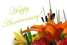 Anniversary Flowers & Meanings / Find the perfect anniversary flower that signifies the years you and your loved one have been together.